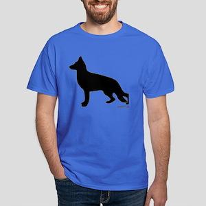 GSD Silhouette Dark T-Shirt