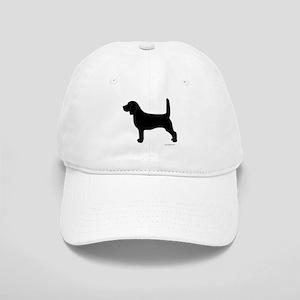 Beagle Silhouette Cap