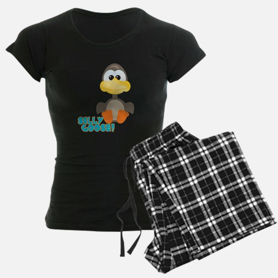 Goofkins Silly Silly Goose Pajamas