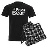 Dad to be Men's Dark Pajamas