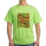 Flat Arizona Green T-Shirt