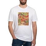Flat Arizona Fitted T-Shirt