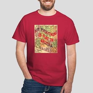Flat Arizona Dark T-Shirt