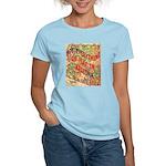 Flat Arizona Women's Pink T-Shirt