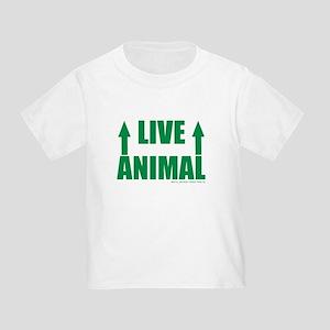 Live Animal Toddler T-Shirt