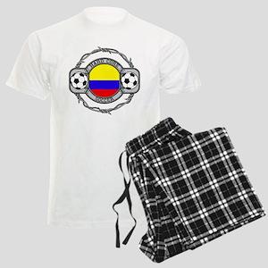 Colombia Soccer Men's Light Pajamas