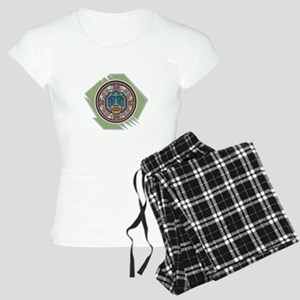 Indian Spirit Emblem Women's Light Pajamas