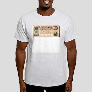 C.S.A. $500 Ash Grey T-Shirt