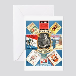 L. Frank Baum Greeting Cards (Pk of 10)