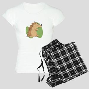 Cute Porcupine Women's Light Pajamas