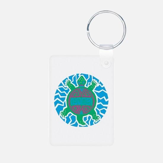 Cool Turtle Design Keychains