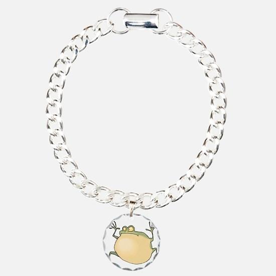 Pot-Belly Frog Bracelet