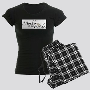 Mother of the Bride (Wedding) Women's Dark Pajamas