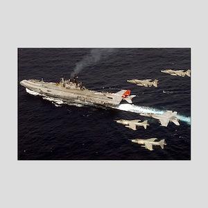 F-18 Mini Poster Print
