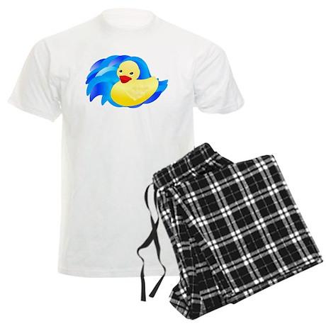 Rubber Ducky Men's Light Pajamas