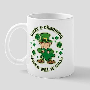 Lucky & Charming Kids Mug