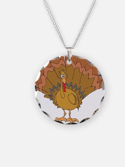 Goofy Turkey Necklace