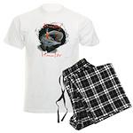 Musky hunter,3 Men's Light Pajamas