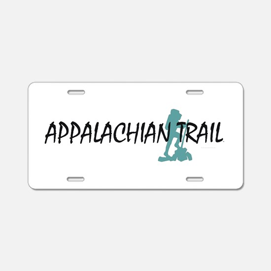 Appalachian Trail Americabe Aluminum License Plate