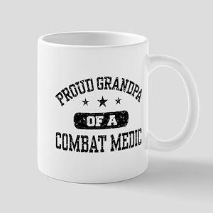 Proud Combat Medic Grandpa Mug