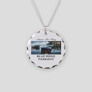 Blue Ridge Americasbesthisto Necklace Circle Charm