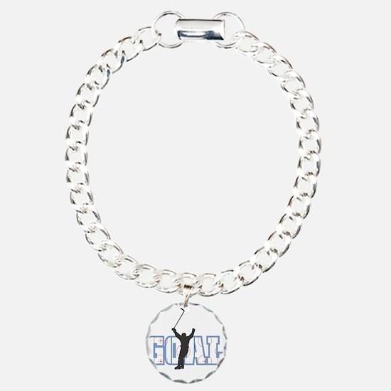 Hockey Goal Design Bracelet