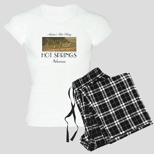 ABH Hot Springs Women's Light Pajamas