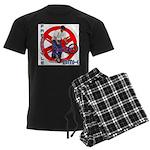 Freestyle BMX Men's Dark Pajamas
