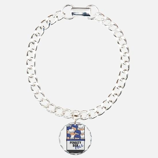 Hockey Penalty Box FULL Bracelet