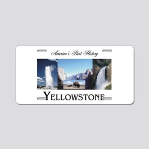 Yellowstone Americasbesthis Aluminum License Plate
