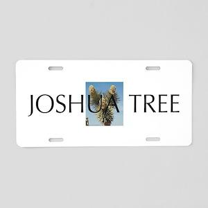 ABH Joshua Tree Aluminum License Plate