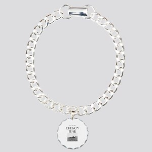 ABH Oregon National Hist Charm Bracelet, One Charm