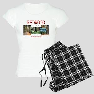 Redwood Americasbesthistory Women's Light Pajamas