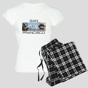 ABH San Francisco Women's Light Pajamas