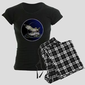 Musky Women's Dark Pajamas