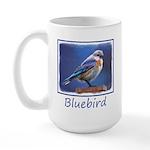 Bluebird (Female) 15 oz Ceramic Large Mug