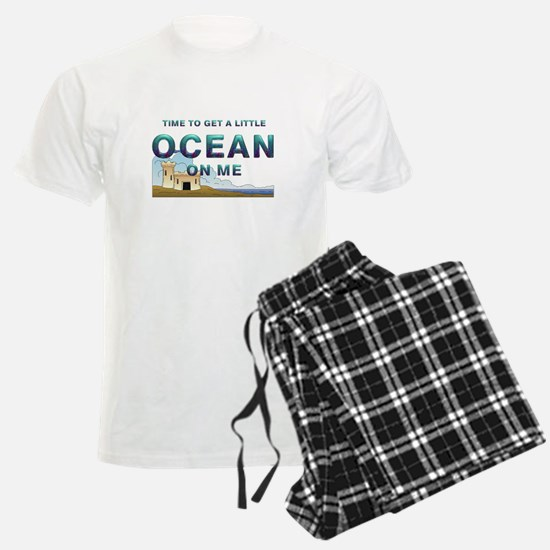 Ocean Time Pajamas