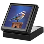 Bluebird (Female) Keepsake Box