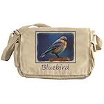 Bluebird (Female) Messenger Bag