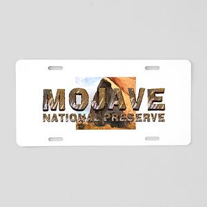 ABH Mojave National Preserv Aluminum License Plate