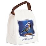 Bluebird (Female) Canvas Lunch Bag
