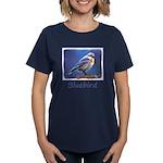 Bluebird (Female) Women's Dark T-Shirt