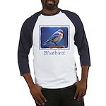 Bluebird (Female) Baseball Jersey