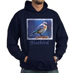 Bluebird (Female) Hoodie (dark)