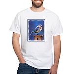 Bluebird (Female) White T-Shirt