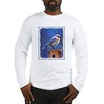 Bluebird (Female) Long Sleeve T-Shirt