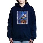 Bluebird (Female) Women's Hooded Sweatshirt