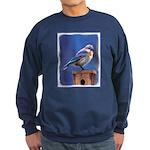Bluebird (Female) Sweatshirt (dark)