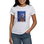 Bluebird (Female) Women's Classic White T-Shirt
