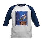 Bluebird (Female) Kids Baseball Jersey